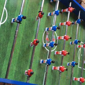 Inizia il nuovo torneo Calcio Balilla