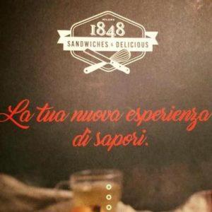 Intervista a 1848 Sandwiches&Delicious, dove mangiare e bere è sacro!