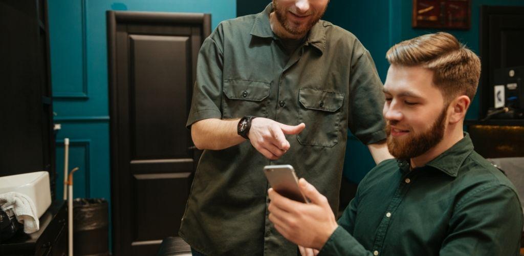 QR code per estetiste e parrucchierI