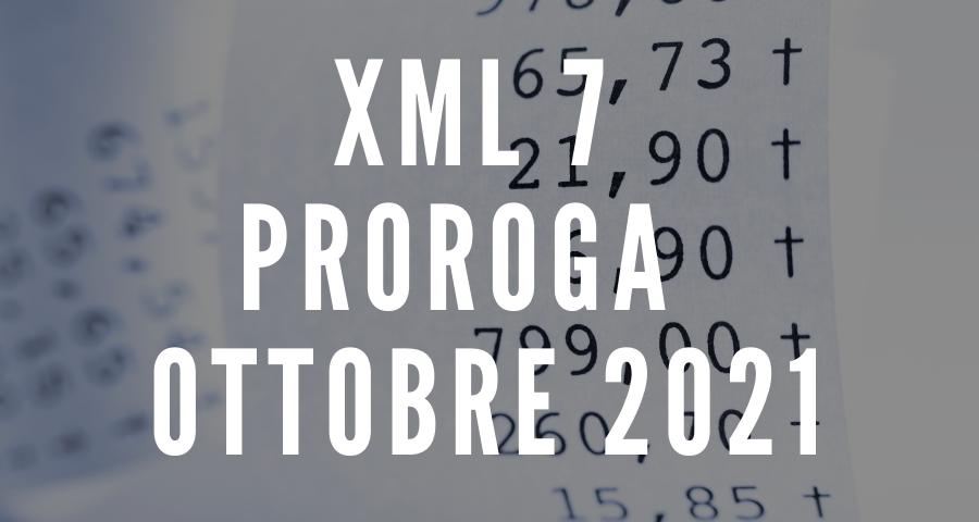 Proroga xml 7