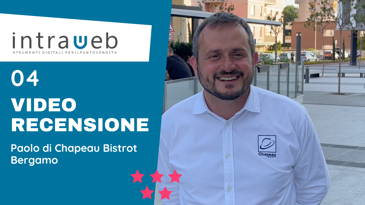 video-recensione-intraweb-paolo-chapeau-bistrot